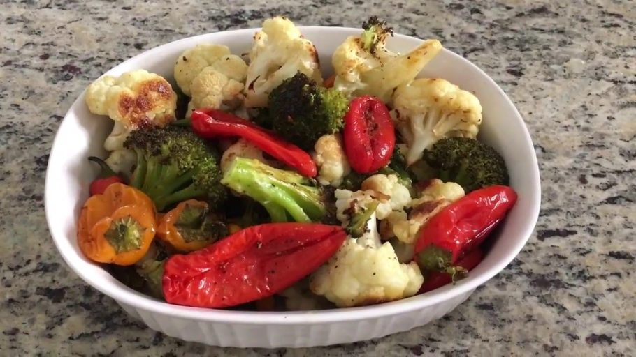 салат из морской капусты и брокколи