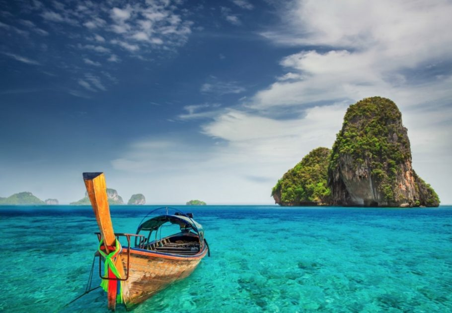 Пляжи полуострова Рейли – Тайланд