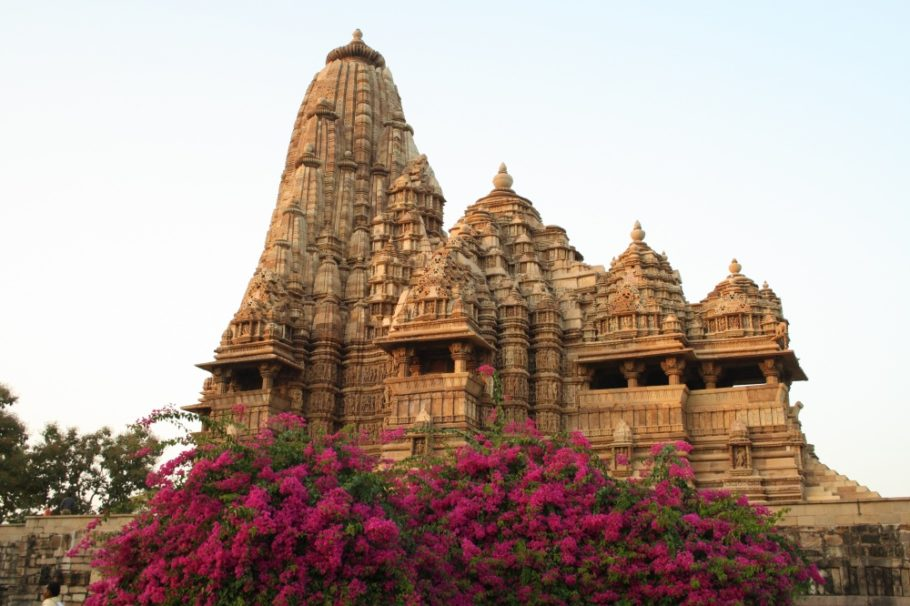 Храмы Кхаджурахо в Индии