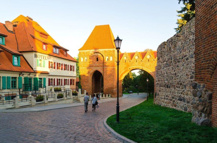 Уютные отели в Польше