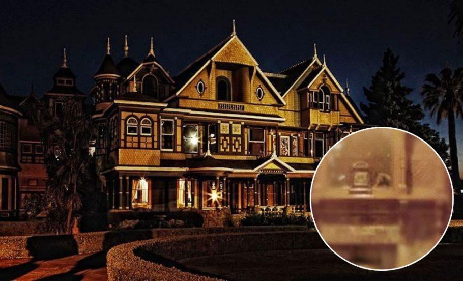 Дом Винчестеров в США
