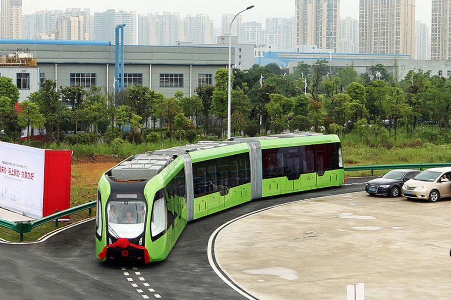 Общественный транспорт в Китае