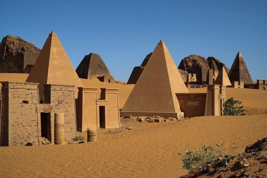 Мероэ, Судан