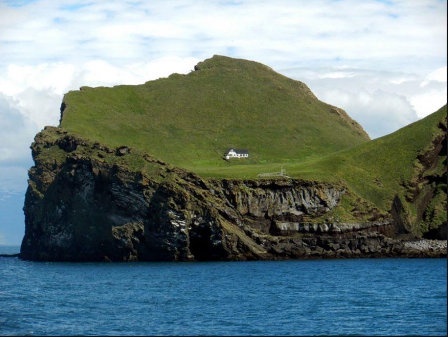 Эллидаэй, Исландия