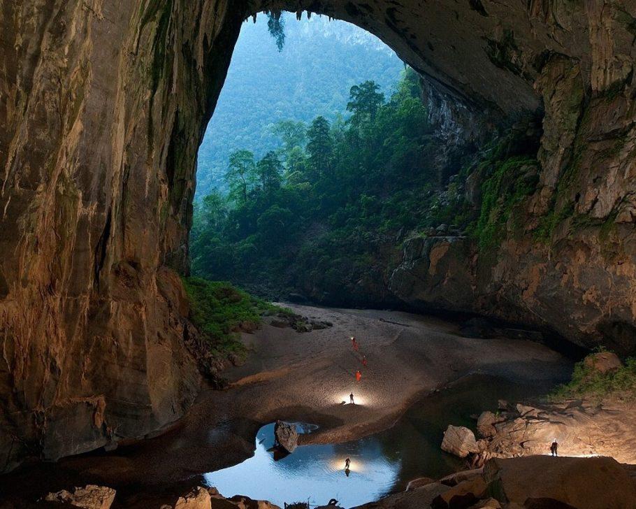 Пещера Шондонг