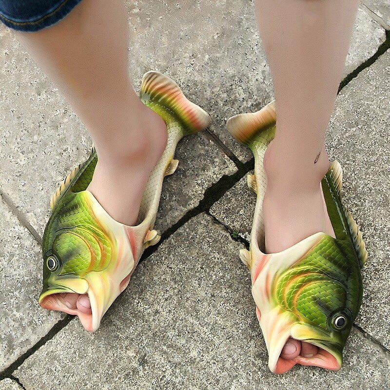 Рыботапки