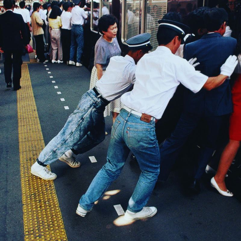 Японское метро
