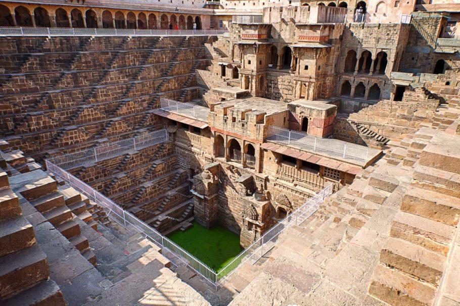 Санд Баори в Индии
