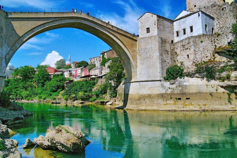 Старый мост в Боснии и Герцеговине