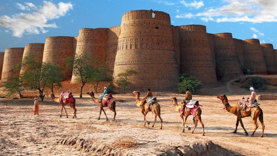 Деравар в Пакистане