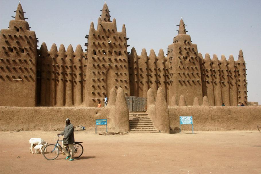 Дженненская соборная мечеть в Мали