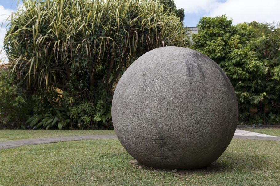 Коста-риканские каменные шары