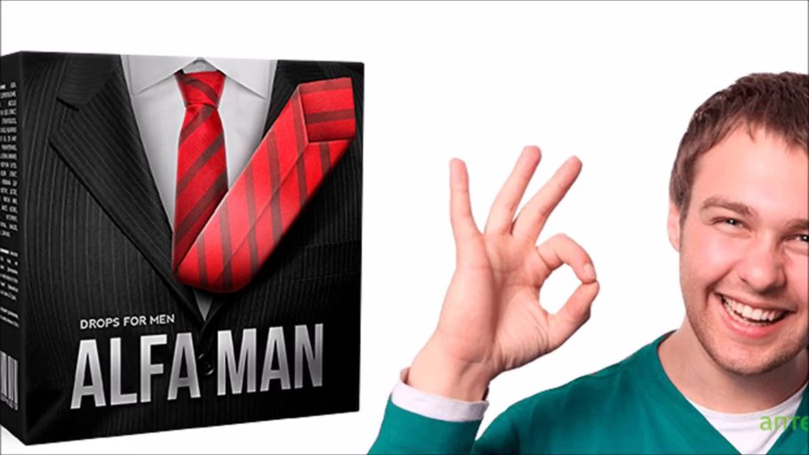 Alfa Man мужчина