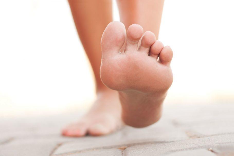 женская ступня
