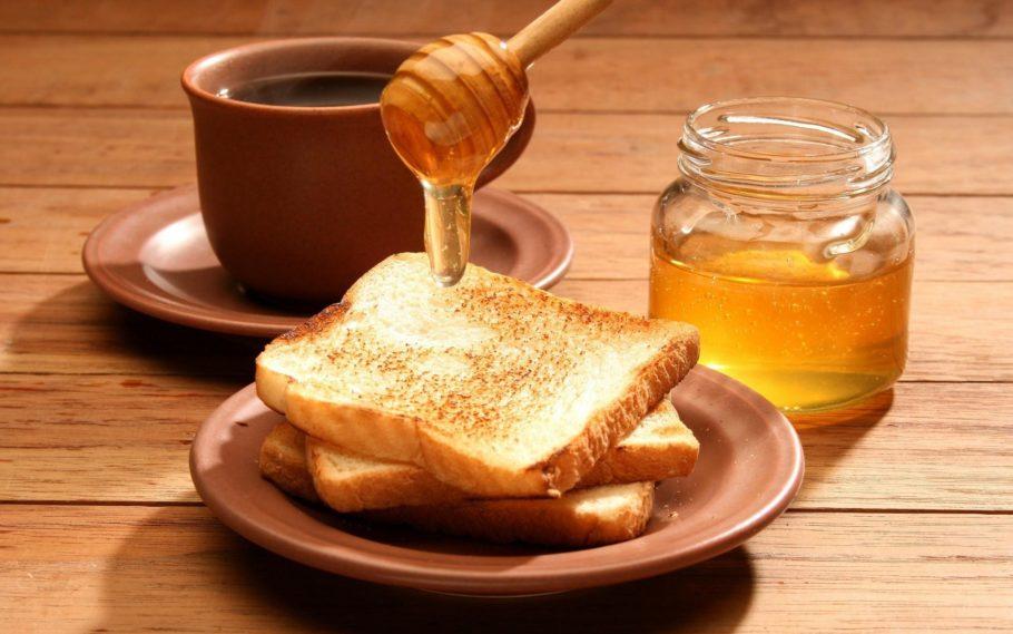 Мед и хлеб