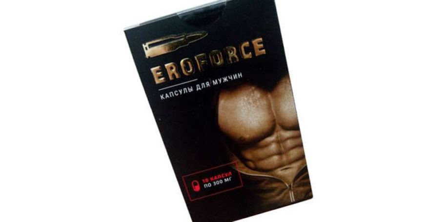 капсулы eroforce
