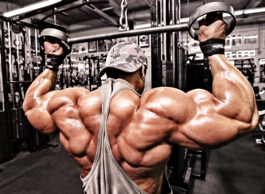 напряженные мышцы спины