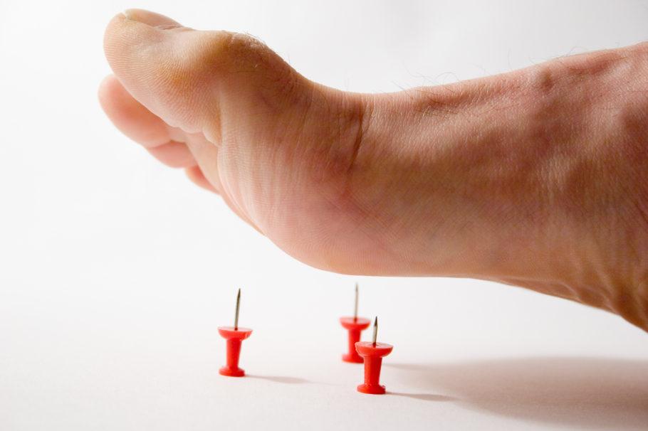 ступня ноги
