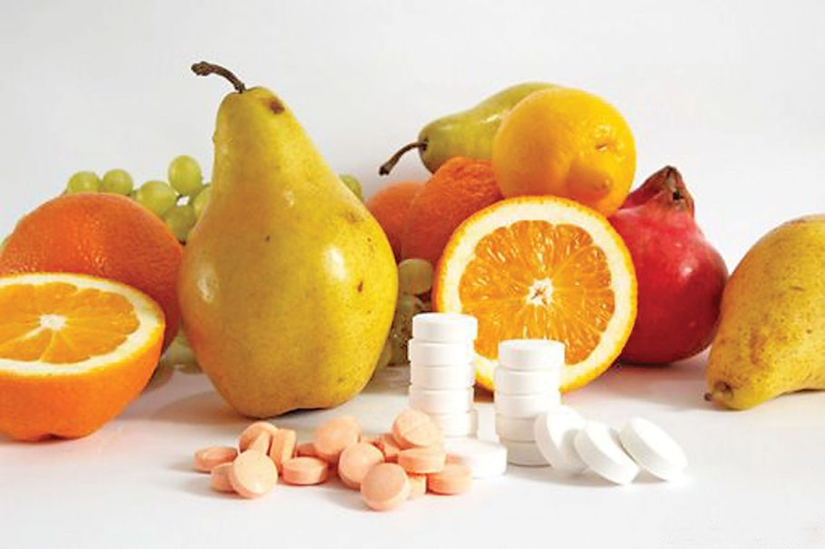 таблетки цитрусы и овощи