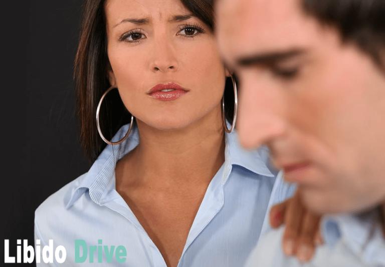 мужчина и женщина libido drive