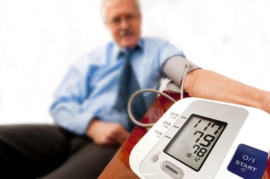 Измерение артериального давления тономером