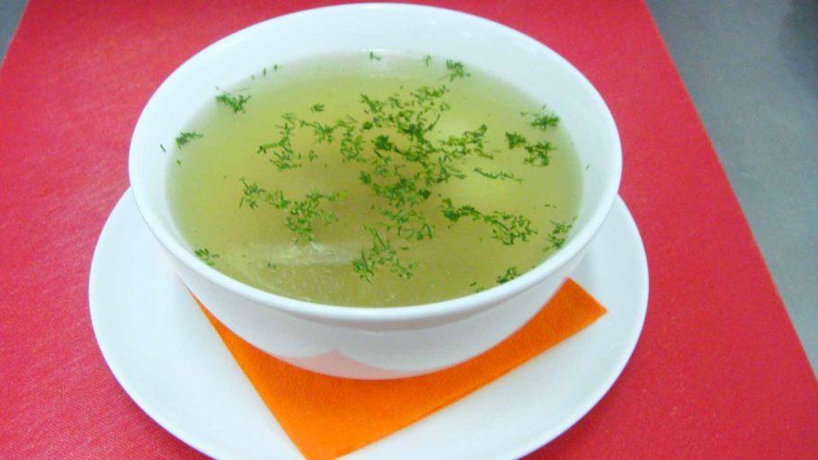 тарелка супа