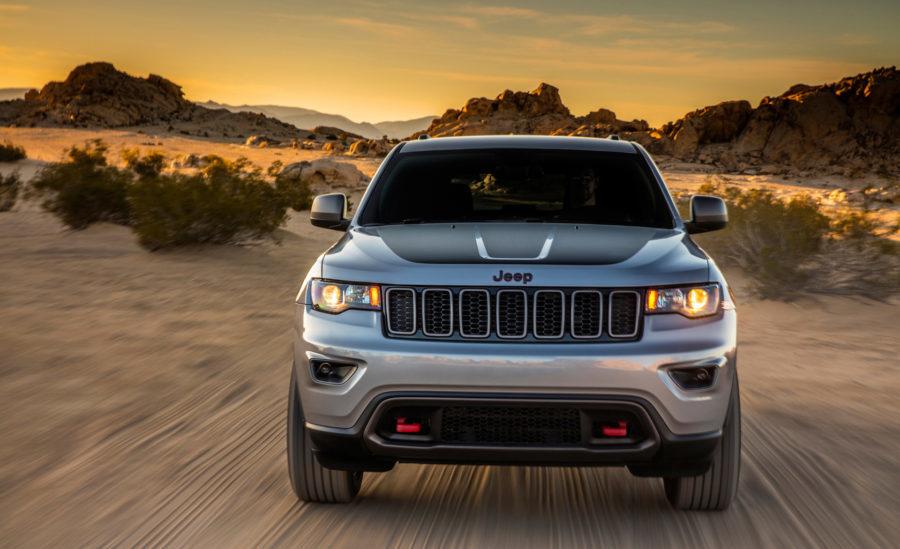 Jeep Grand Cherokee 2018 года
