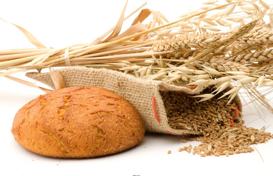 хлеб и зёрна
