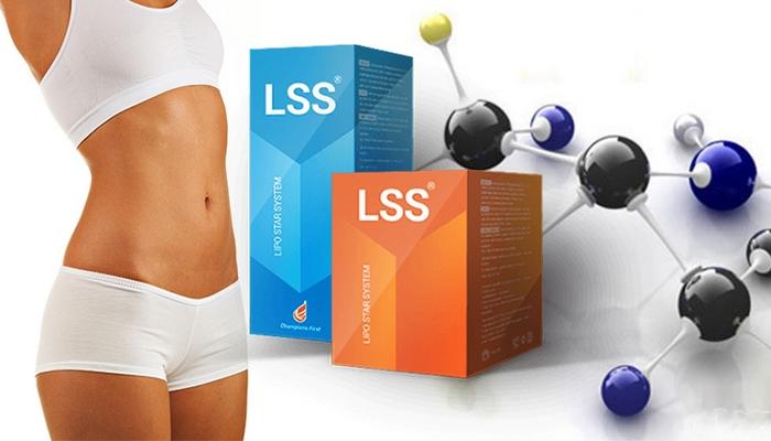 Средство для похудения Lipo Star System