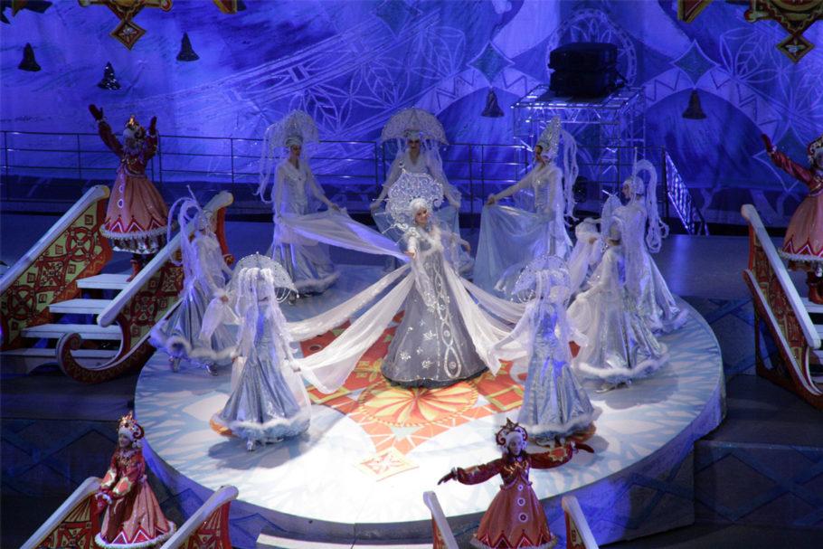 Новогодние елки 2018 в Москве. Афиша представлений, спектаклей и праздничных шоу