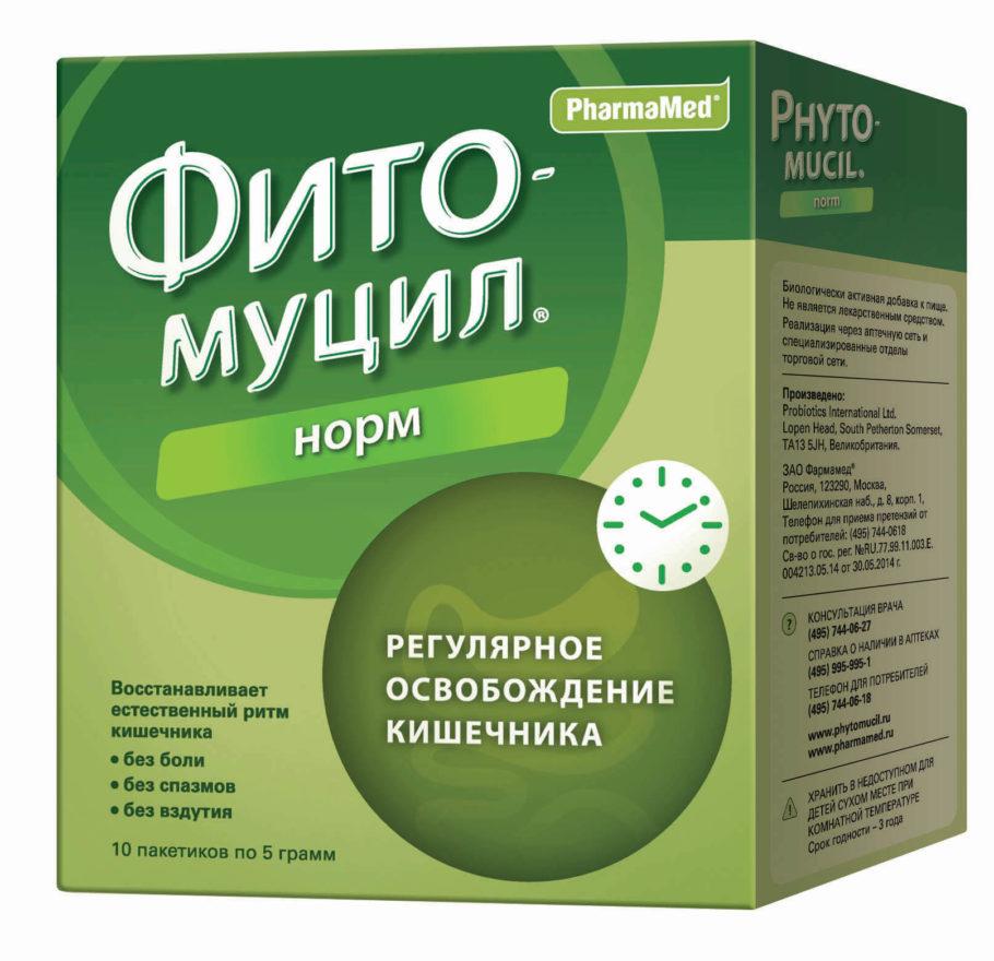фитомуцил