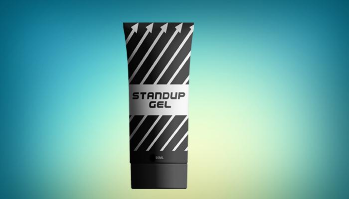 тюбик stand up gel