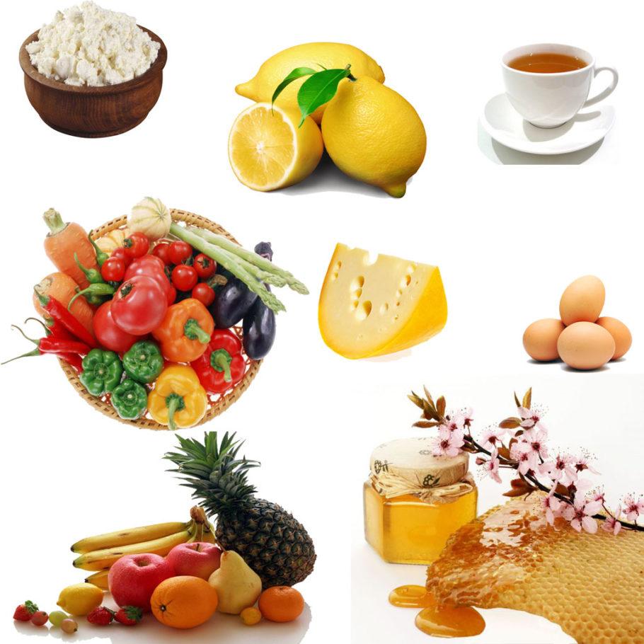 творог лимон сыр и другие продукты питания