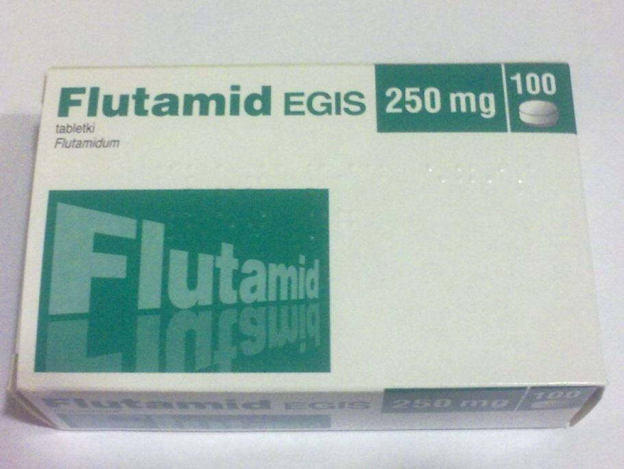таблетки flutamid
