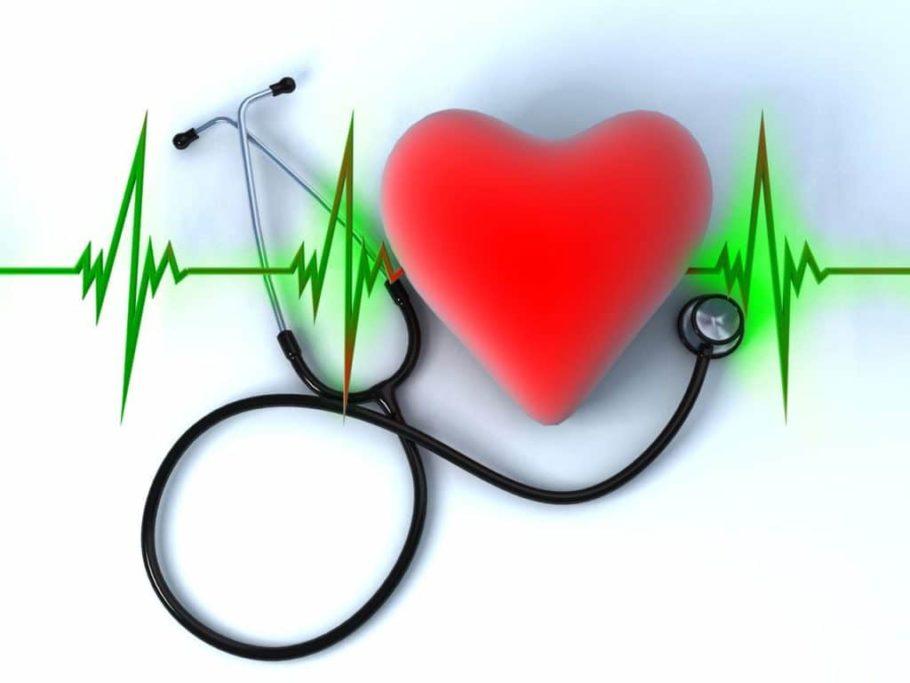 стетоскоп и пульс