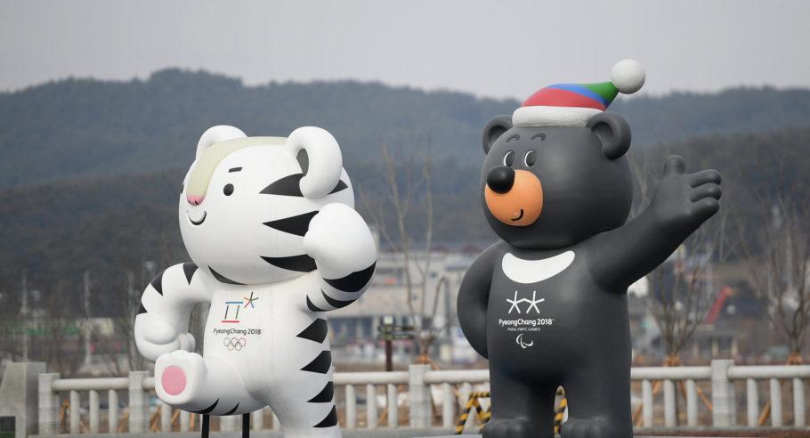 Талисманы зимней олимпиады в пекине