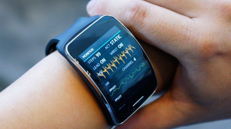 часы с измерителем давления и пульса