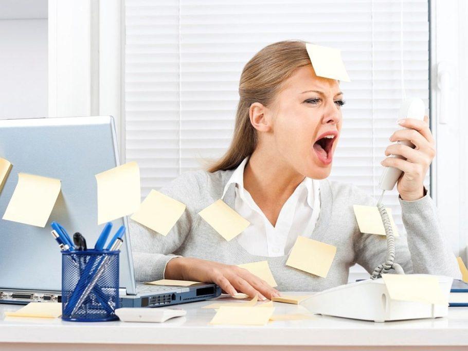 Стресс, перенапряжение