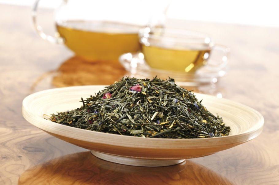 тарелка с иван-чаем