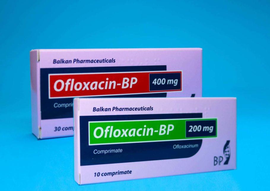 упаковки ofloxacin-bp
