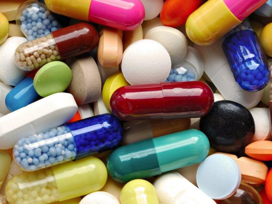 таблетки и капсулы розсыпью