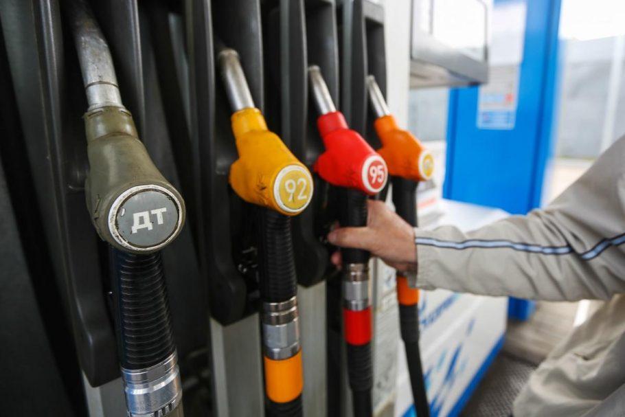 Бензин в 2019 в России