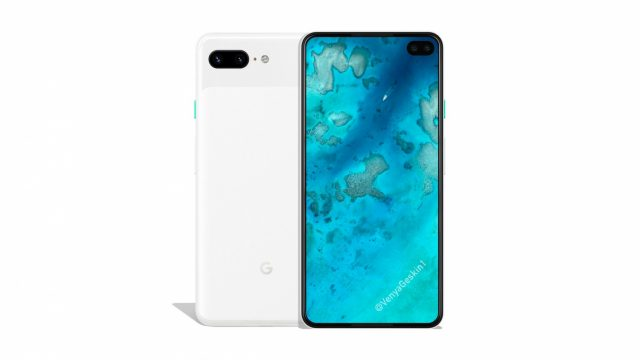 Google Pixel 4 XL: что известно?