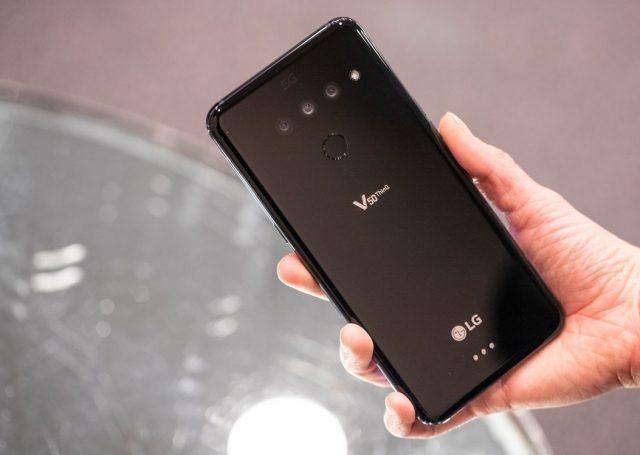 LG V50 ThinQ 5G — обзор характеристик