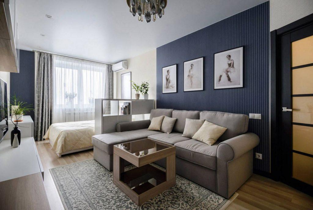 Выбор и обустройство однокомнатной квартиры