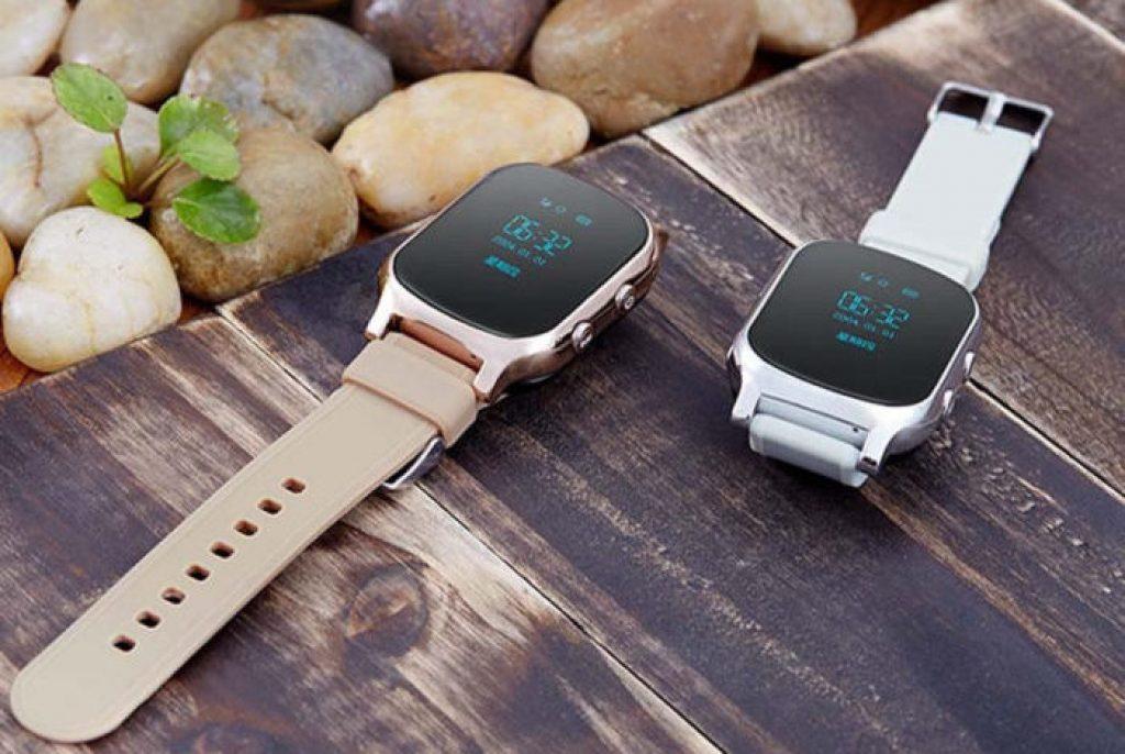 Юношеская модель Smart Baby Watch серии T58: функциональность и особенности дизайна