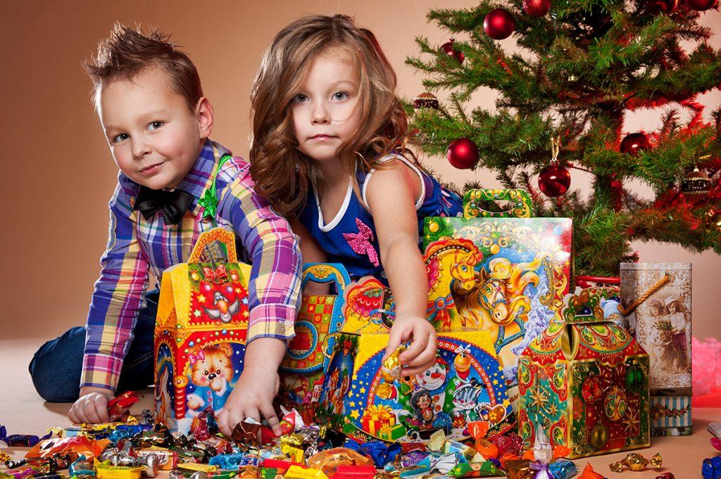 Правила выбора вкусного новогоднего подарка