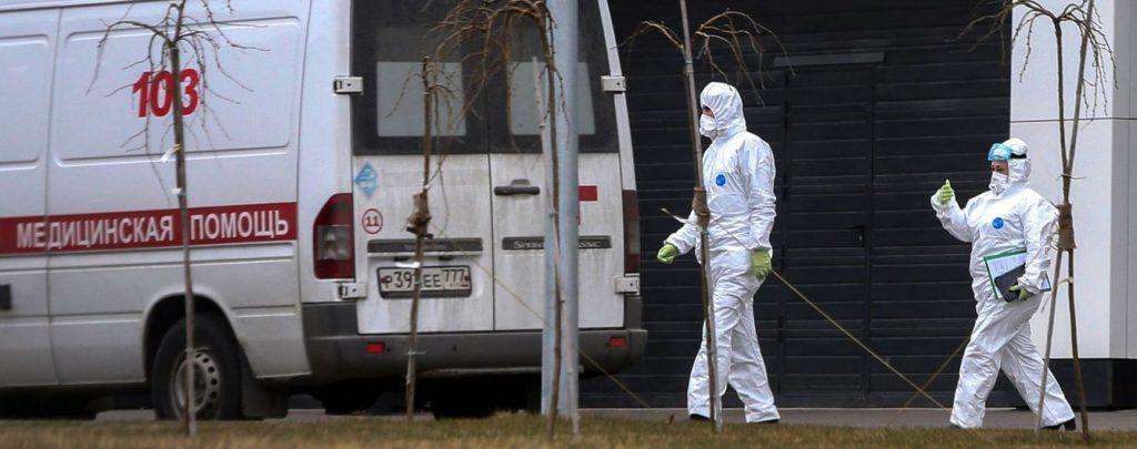 Коронавирус в России: какие города заражены