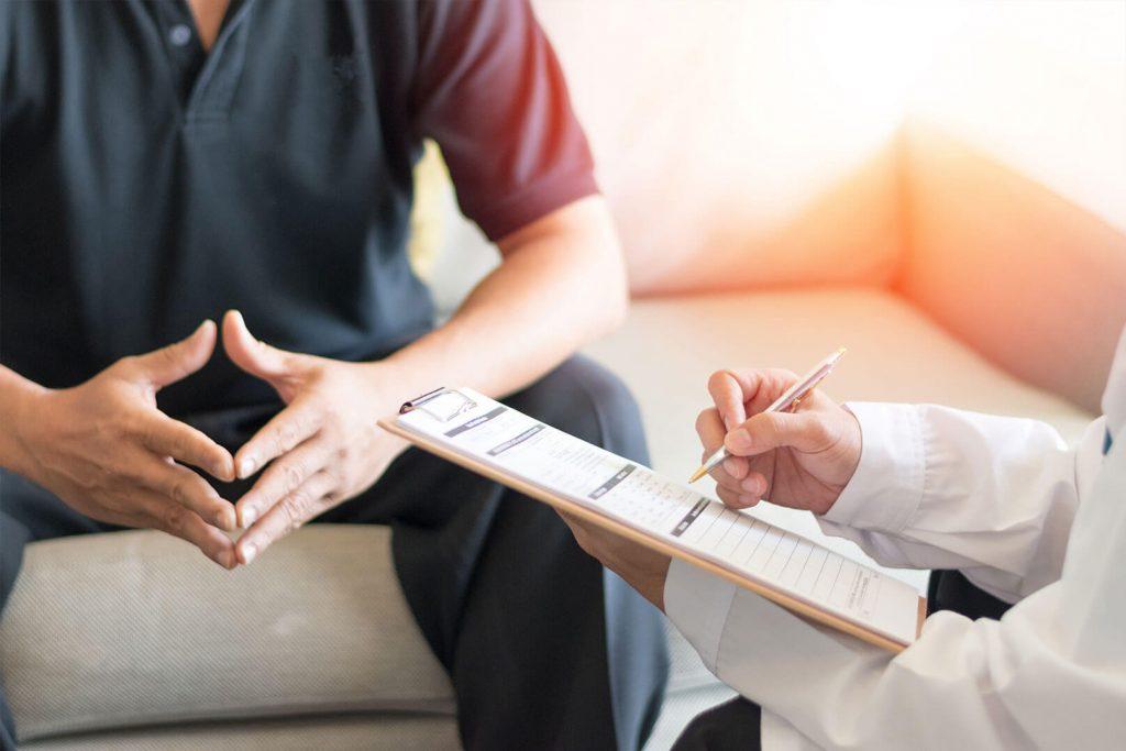 Нарушение мочеиспускания у мужчин: причины, диагностика, лечение