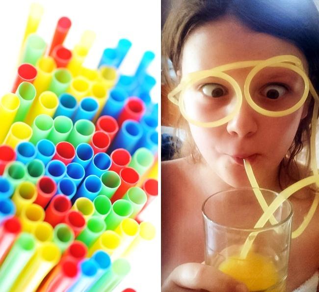 Сумасшедшие соломинки